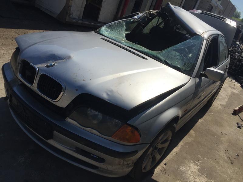 BMW 3-SERIES 2001 2.0 Mechaninė