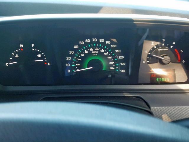 Naudotos automobiliu dallys Foto 9 Dodge JOURNEY 2009 2.0 Mechaninė Vienatūris 4/5 d. Pilka 2019-9-27 A4790