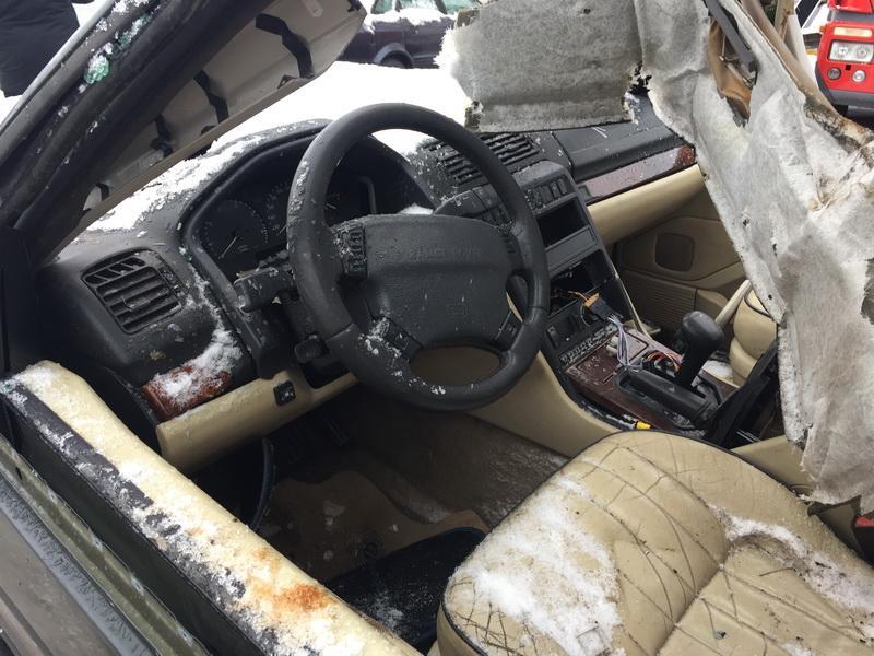 Naudotos automobiliu dallys Foto 7 Land Rover RANGE ROVER 1999 4.6 Automatinė Visureigis 4/5 d. Zalia 2019-2-04 A4291