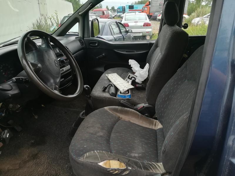 Naudotos automobiliu dallys Foto 5 Hyundai H200 1999 2.5 Mechaninė Krovininis mikroautobusas 2/3 d. Melyna 2019-7-26 A4657