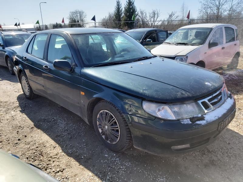 Naudotos automobilio dalys SAAB 9-5 1998 2.3 Mechaninė Sedanas 4/5 d. Zalia 2020-3-30