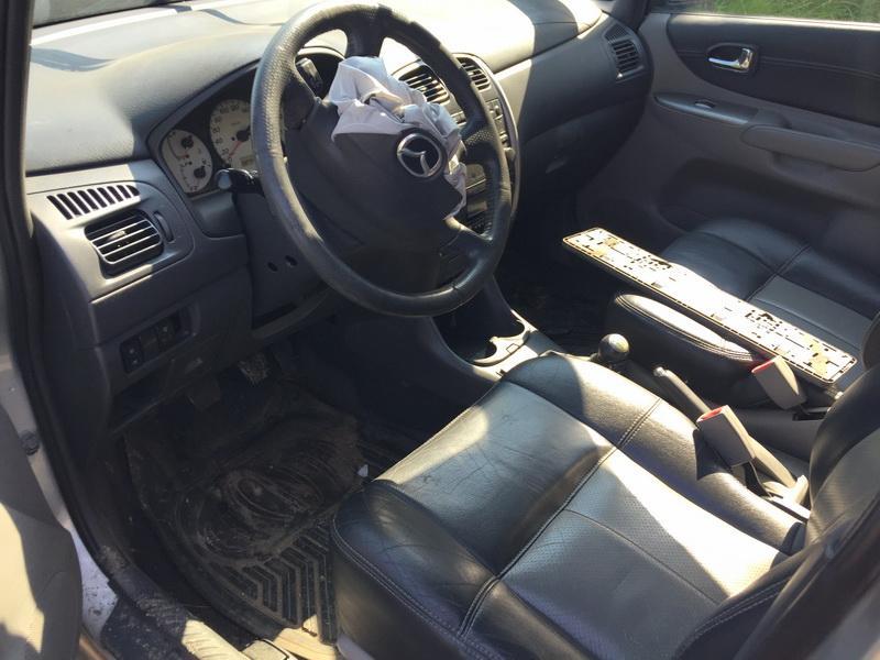 Naudotos automobilio dalys Mazda PREMACY 2003 2.0 Mechaninė Vienatūris 4/5 d. Sidabrine 2018-7-20