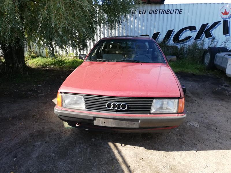 Naudotos automobilio dalys Audi 100 1984 1.8 Mechaninė Sedanas 4/5 d. Raudona 2019-9-27