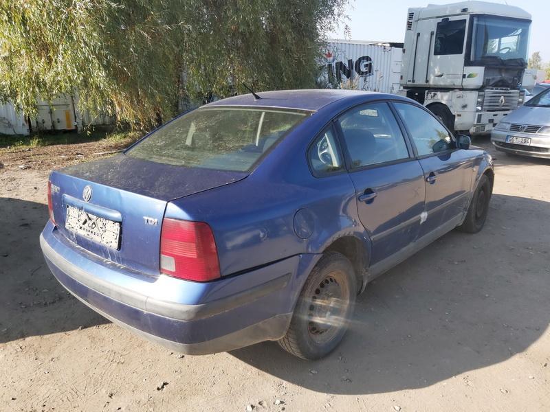 Naudotos automobiliu dallys Foto 9 Volkswagen PASSAT 1997 1.9 Mechaninė Sedanas 4/5 d. Melyna 2020-9-15 A5667