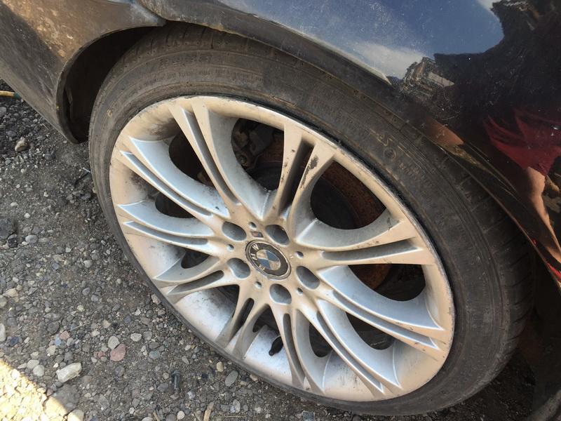 Naudotos automobilio dalys BMW 3-SERIES 2005 2.0 Mechaninė Kupė 2/3 d. Juoda 2018-6-11