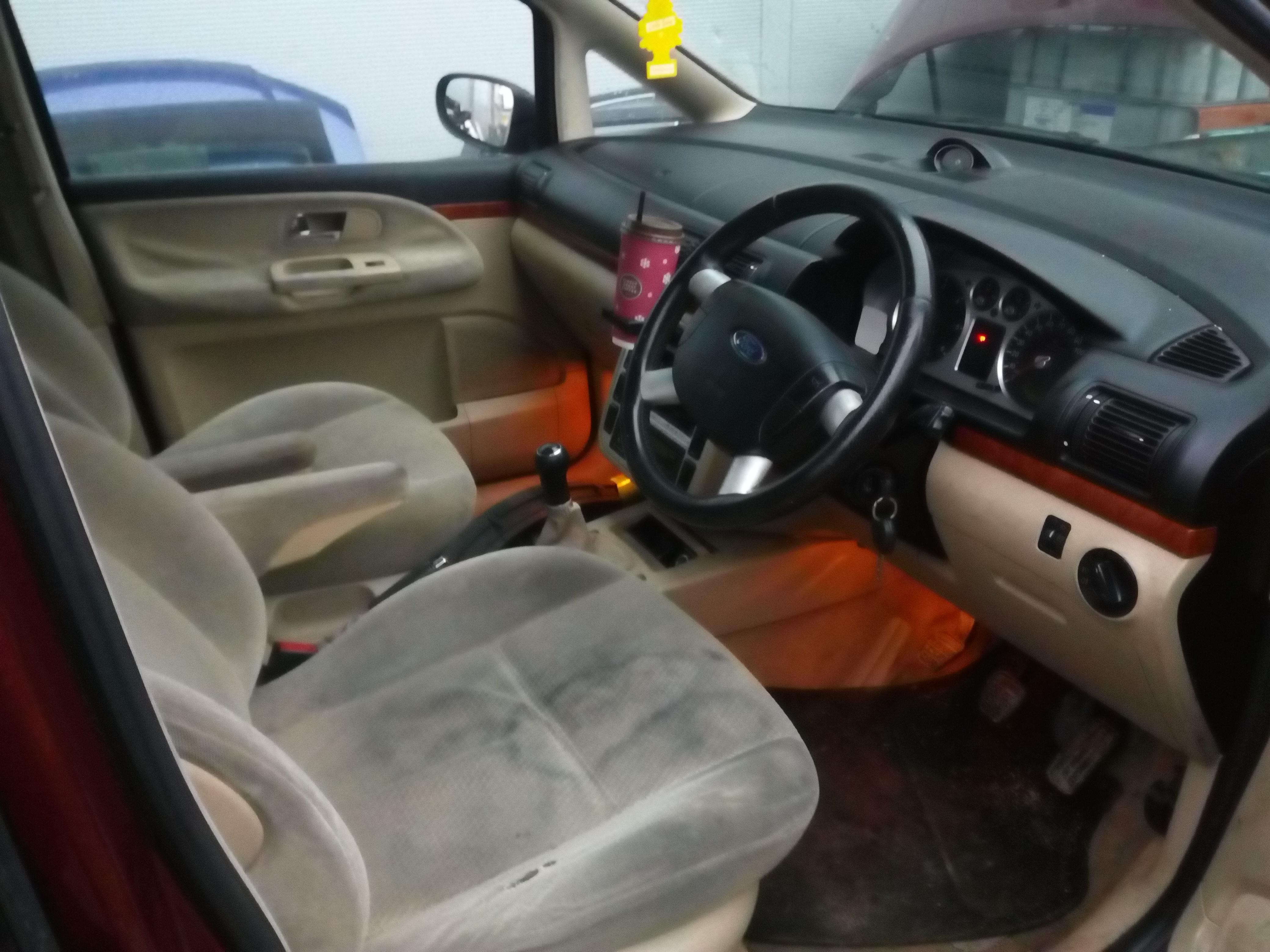 Naudotos automobilio dalys Ford GALAXY 2003 1.9 Mechaninė Vienatūris 4/5 d. Vysnine 2018-1-03
