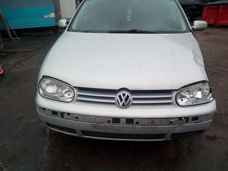 Naudotos automobiliu dallys Foto 2 Volkswagen GOLF 1997 1.9 Mechaninė Hečbekas 4/5 d. Pilka 2018-4-06 A3697
