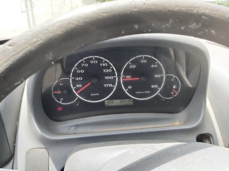 Naudotos automobilio dalys Fiat DUCATO 2005 2.3 Mechaninė Krovininis mikroautobusas 2/3 d. Balta 2020-7-01