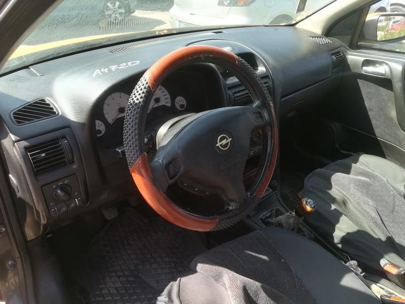 Naudotos automobilio dalys Opel ASTRA 1999 1.4 Mechaninė Universalas 4/5 d. Geltona 2019-8-28