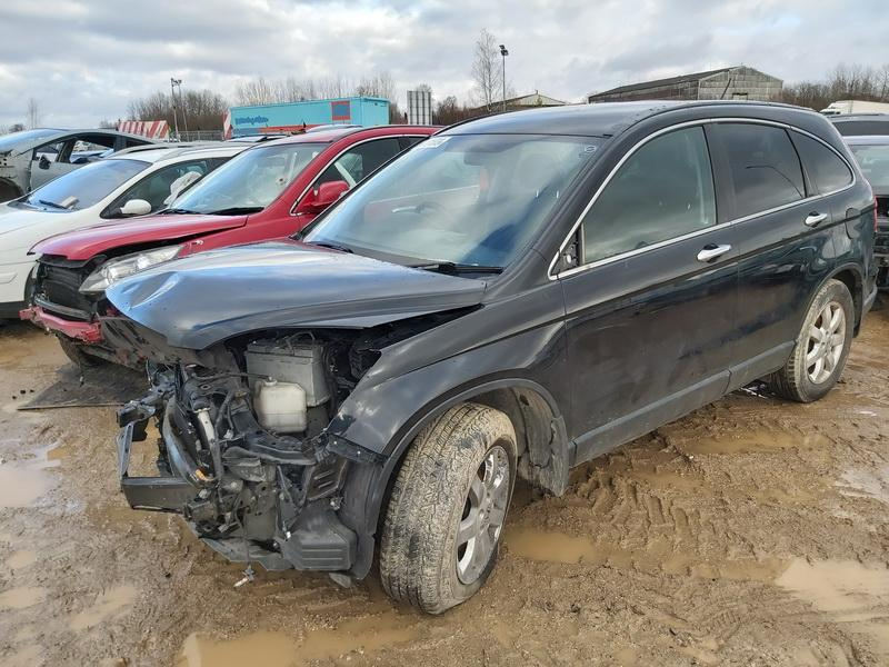Used Car Parts Foto 4 Honda CR-V 2007 2.0 Mechanical Jeep 4/5 d. Black 2020-2-13 A5070