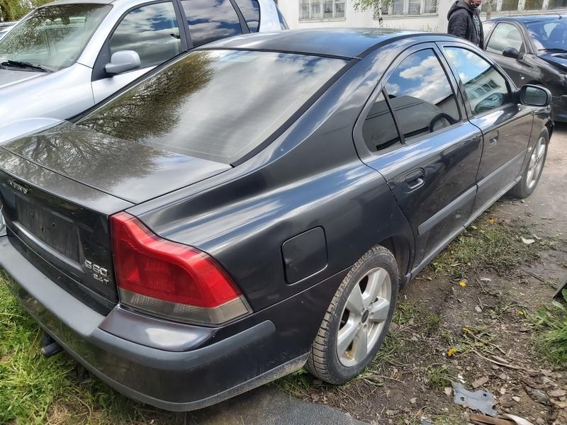 Подержанные Автозапчасти Foto 8 Volvo S60 2001 2.4 машиностроение седан 4/5 d. Серый 2020-5-20 A5294