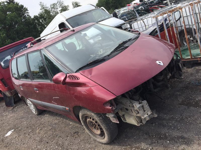 Renault ESPACE 1997 2.2 Mechaninė