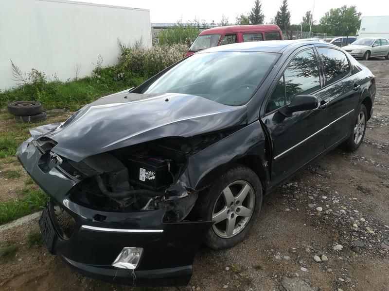 Naudotos automobiliu dallys Foto 4 Peugeot 407 2005 2.0 Mechaninė Sedanas 4/5 d. Juoda 2019-8-02 A4679