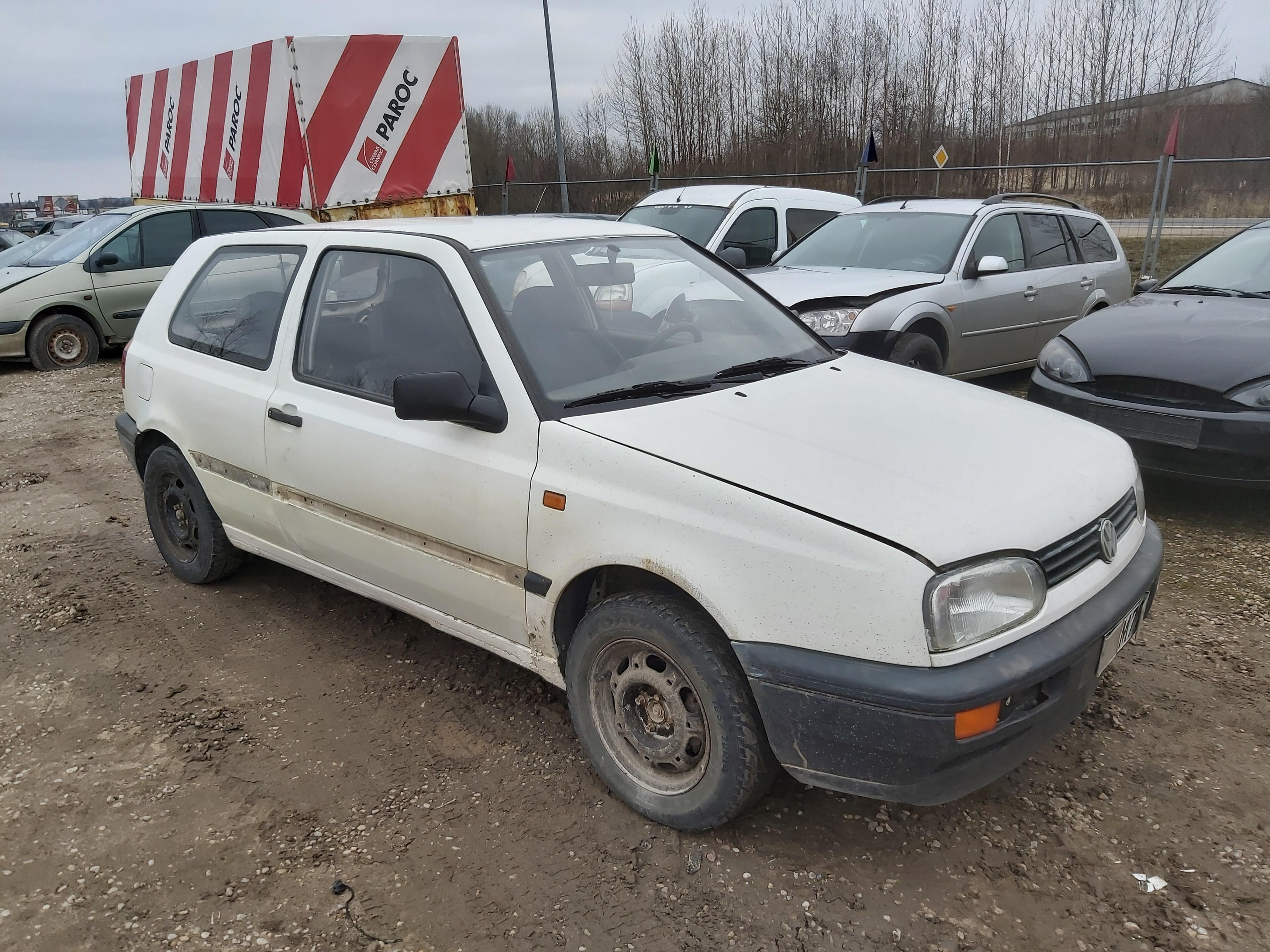 Volkswagen GOLF 1993 1.9 Mechanical