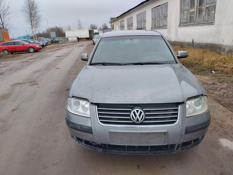 Volkswagen PASSAT 2003 1.9 Mechaninė