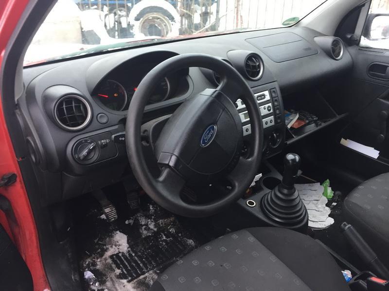Naudotos automobilio dalys Ford FIESTA 2004 1.4 Mechaninė Hečbekas 2/3 d. Raudona 2019-1-25