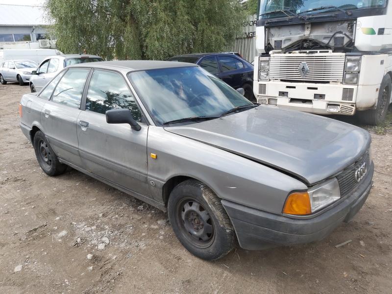 Audi 80 1988 1.6 Mechaninė