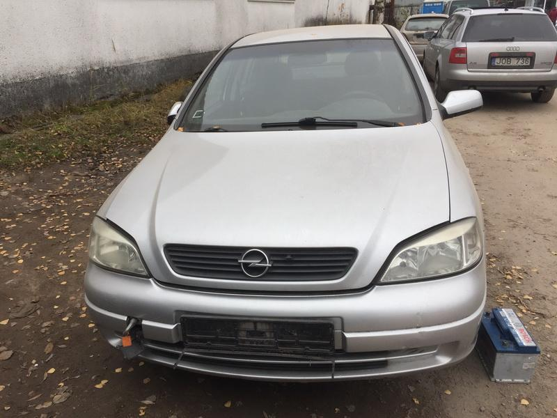 Used Car Parts Foto 6 Opel ASTRA 2002 1.7 Mechanical Hatchback 4/5 d. Silver 2018-11-07 A4174
