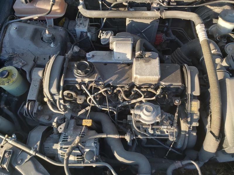 Naudotos automobiliu dallys Foto 2 Rover 400-SERIES 1998 2.0 Mechaninė Sedanas 4/5 d. Juoda 2020-2-24 A5090