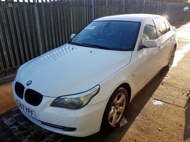 BMW 5-SERIES 2008 2.0 Mechaninė