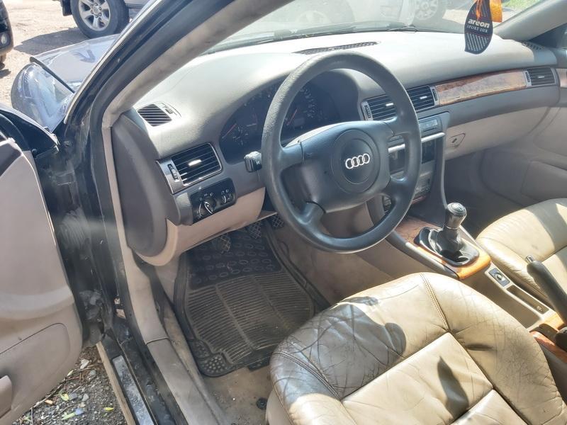 Naudotos automobilio dalys Audi A6 1998 2.5 Mechaninė Sedanas 4/5 d. Melyna 2020-6-09