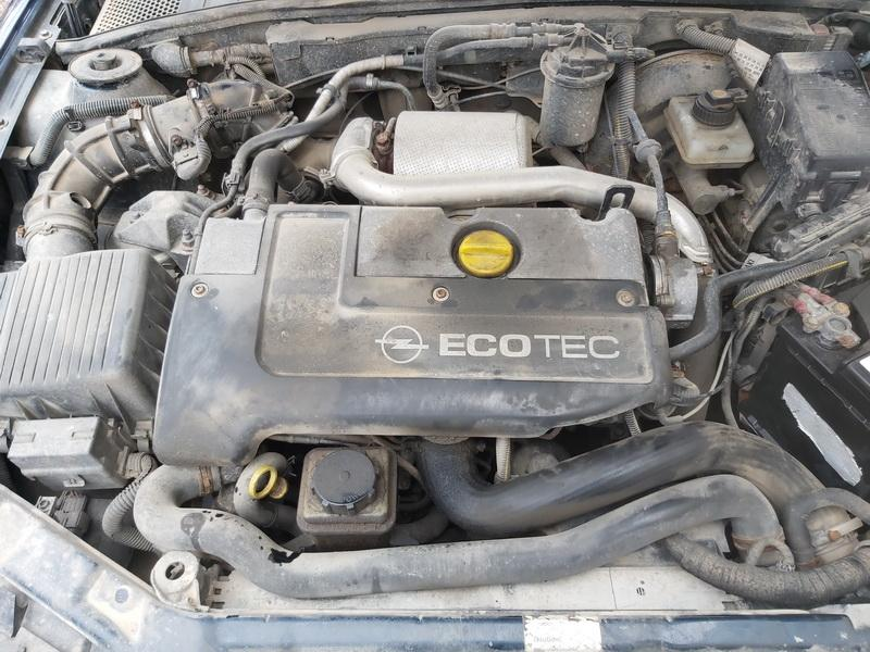 Naudotos automobiliu dallys Foto 2 Opel VECTRA 2000 2.0 Mechaninė Hečbekas 4/5 d. Melyna 2020-3-10 A5116
