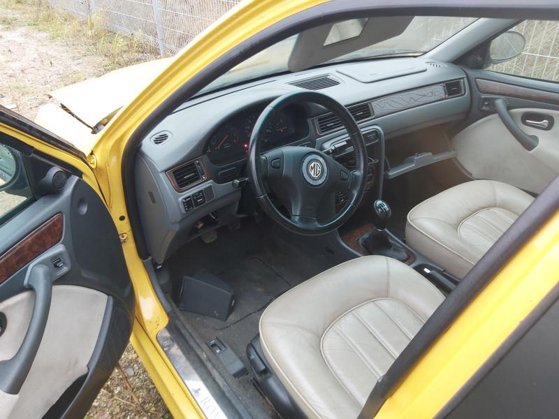 Naudotos automobilio dalys Rover 45 2000 1.8 Mechaninė Sedanas 4/5 d. Geltona 2020-11-17