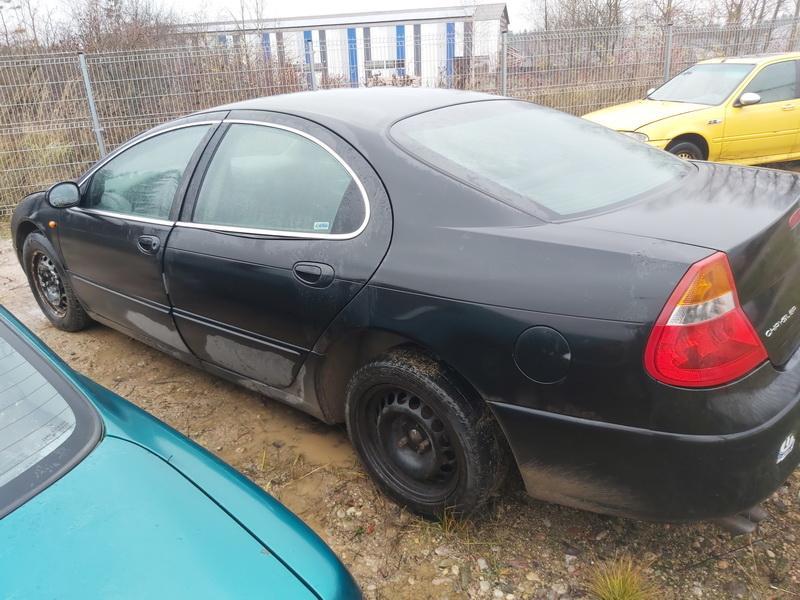 Подержанные Автозапчасти Foto 9 Chrysler 300M 2004 2.7 автоматическая седан 4/5 d. черный 2020-11-18 A5833