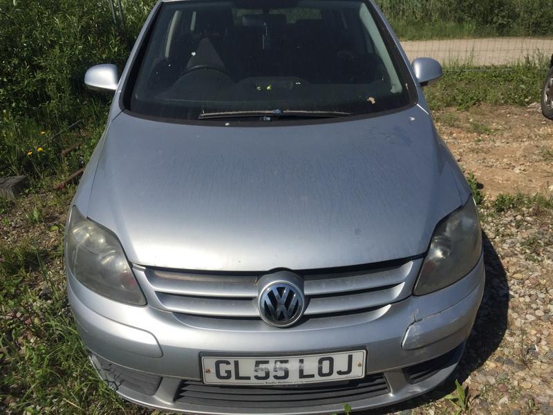 Volkswagen GOLF PLUS 2005 1.9 Mechaninė