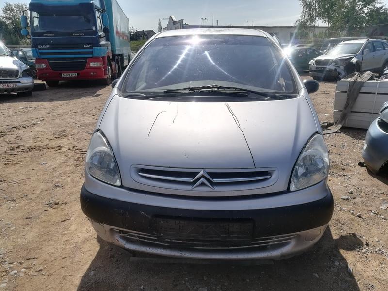 Naudotos automobilio dalys Citroen XSARA PICASSO 2003 2.0 Mechaninė Vienatūris 4/5 d. Sidabrine 2019-7-30