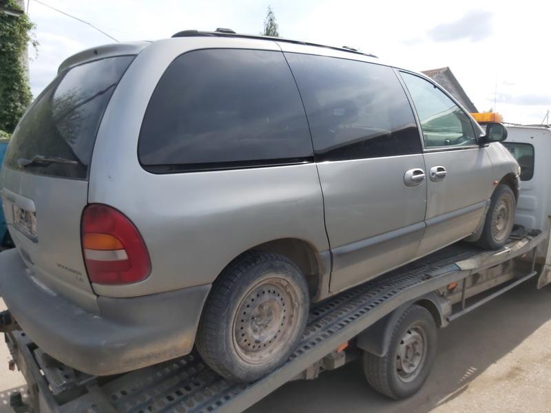 Naudotos automobilio dalys Chrysler VOYAGER 1999 2.5 Mechaninė Vienatūris 4/5 d. Pilka 2020-8-14