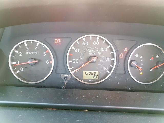 Naudotos automobiliu dallys Foto 9 Nissan X-TRAIL 2005 2.2 Mechaninė Visureigis 4/5 d. Sidabrine 2020-2-07 A5066
