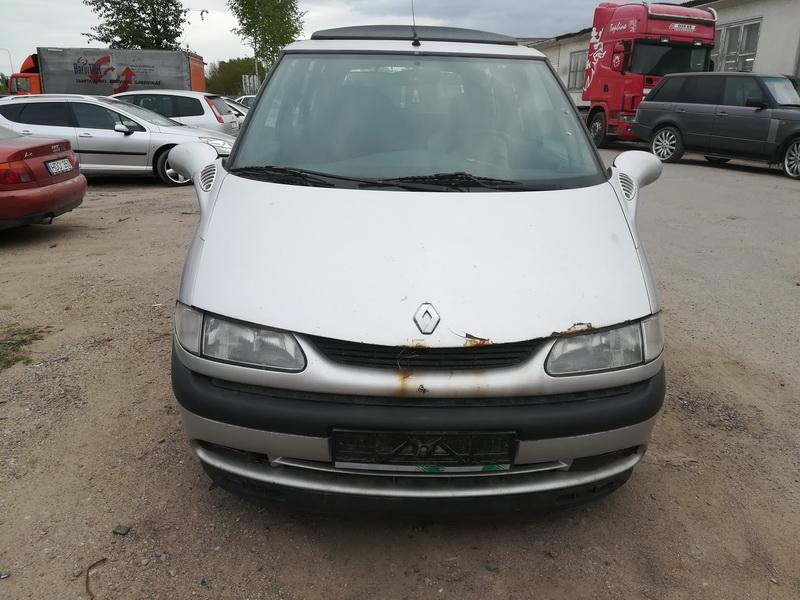 Renault ESPACE 1998 2.2 Mechaninė
