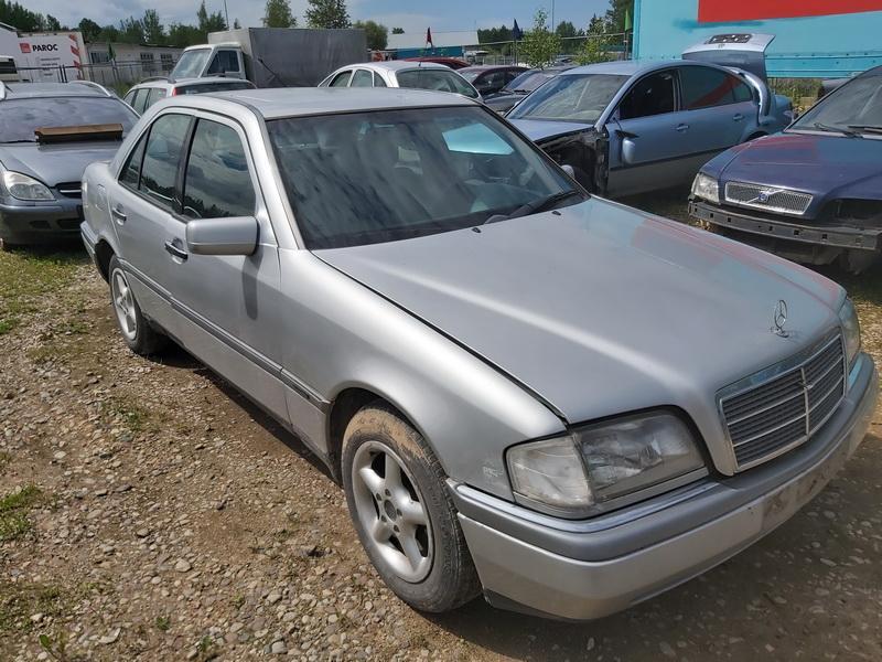 Подержанные Автозапчасти Mercedes-Benz C-CLASS 1996 2.2 машиностроение седан 4/5 d. Серый 2020-6-12