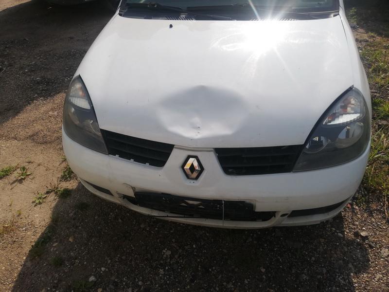 Naudotos automobiliu dallys Foto 3 Renault CLIO 2008 1.5 Mechaninė Hečbekas 2/3 d. Balta 2019-9-02 A4728