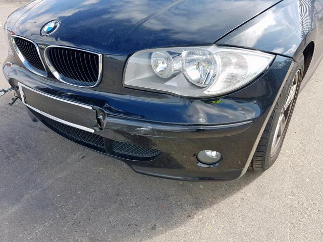Naudotos automobiliu dallys Foto 5 BMW 1-SERIES 2007 1.6 Mechaninė Hečbekas 4/5 d. Juoda 2019-9-18 A4768