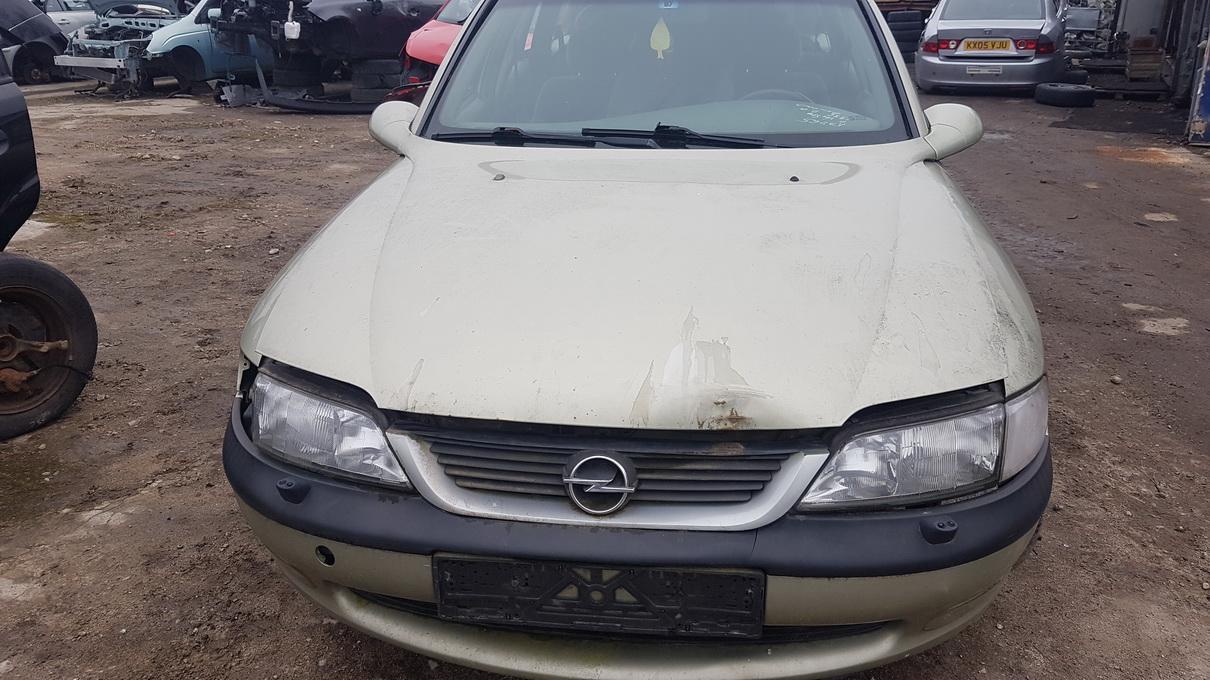 Opel VECTRA 1996 2.0 Mechaninė