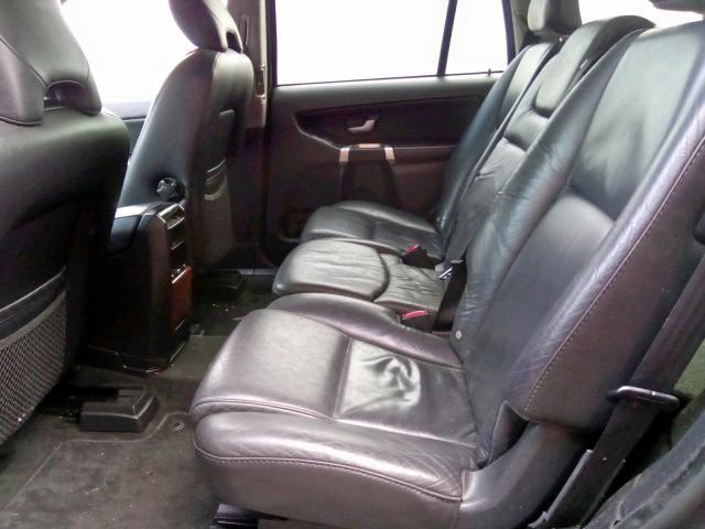 Подержанные Автозапчасти Volvo XC 90 2009 2.4 автоматическая напрямик 4/5 d. Серый 2019-12-12