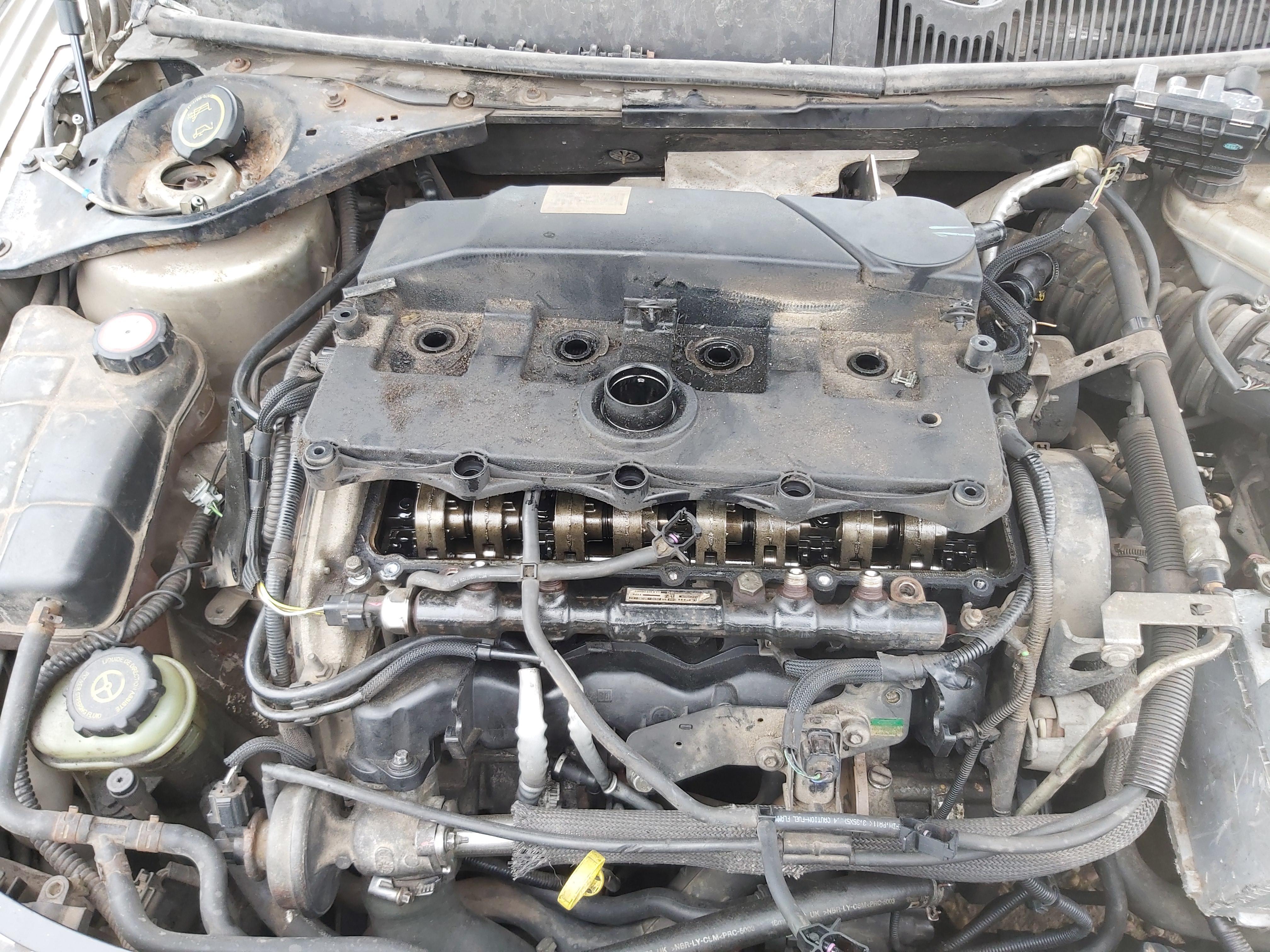 Naudotos automobiliu dallys Foto 2 Ford MONDEO 2005 2.0 Mechaninė Universalas 4/5 d. Smelio 2020-5-05 A5257