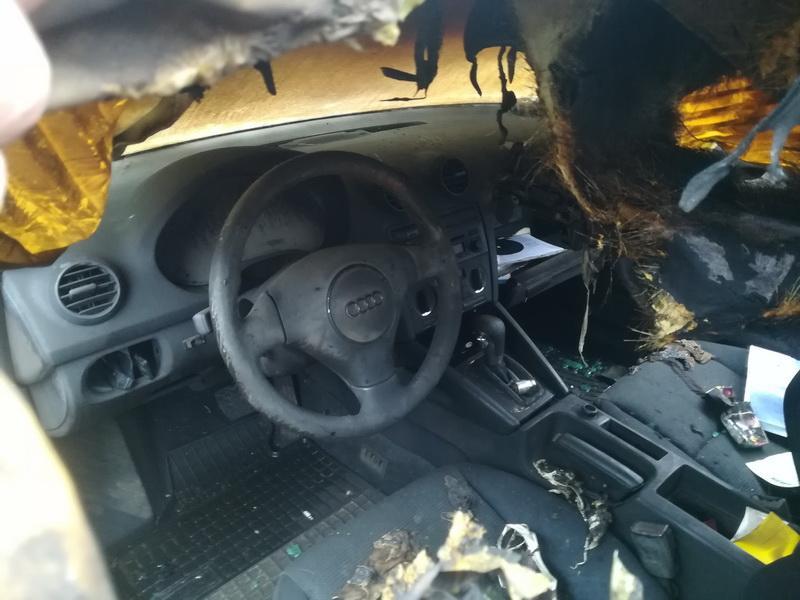 Used Car Parts Audi A3 2004 2.0 Automatic Hatchback 2/3 d. Blue 2019-11-19