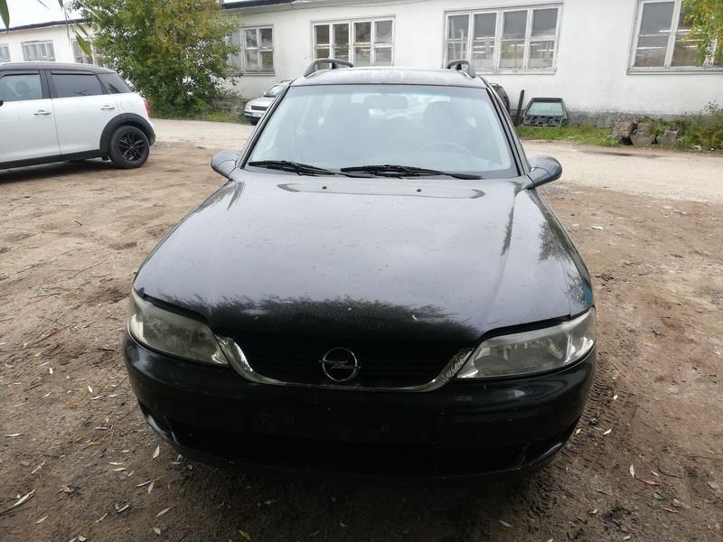 Naudotos automobilio dalys Opel VECTRA 2001 2.2 Mechaninė Universalas 4/5 d. Juoda 2019-9-23