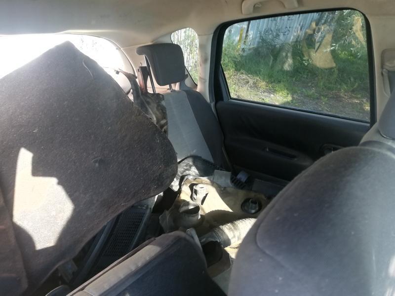 Naudotos automobiliu dallys Foto 5 Renault SCENIC 2004 1.5 Mechaninė Vienatūris 4/5 d. Raudona 2019-9-07 A4734