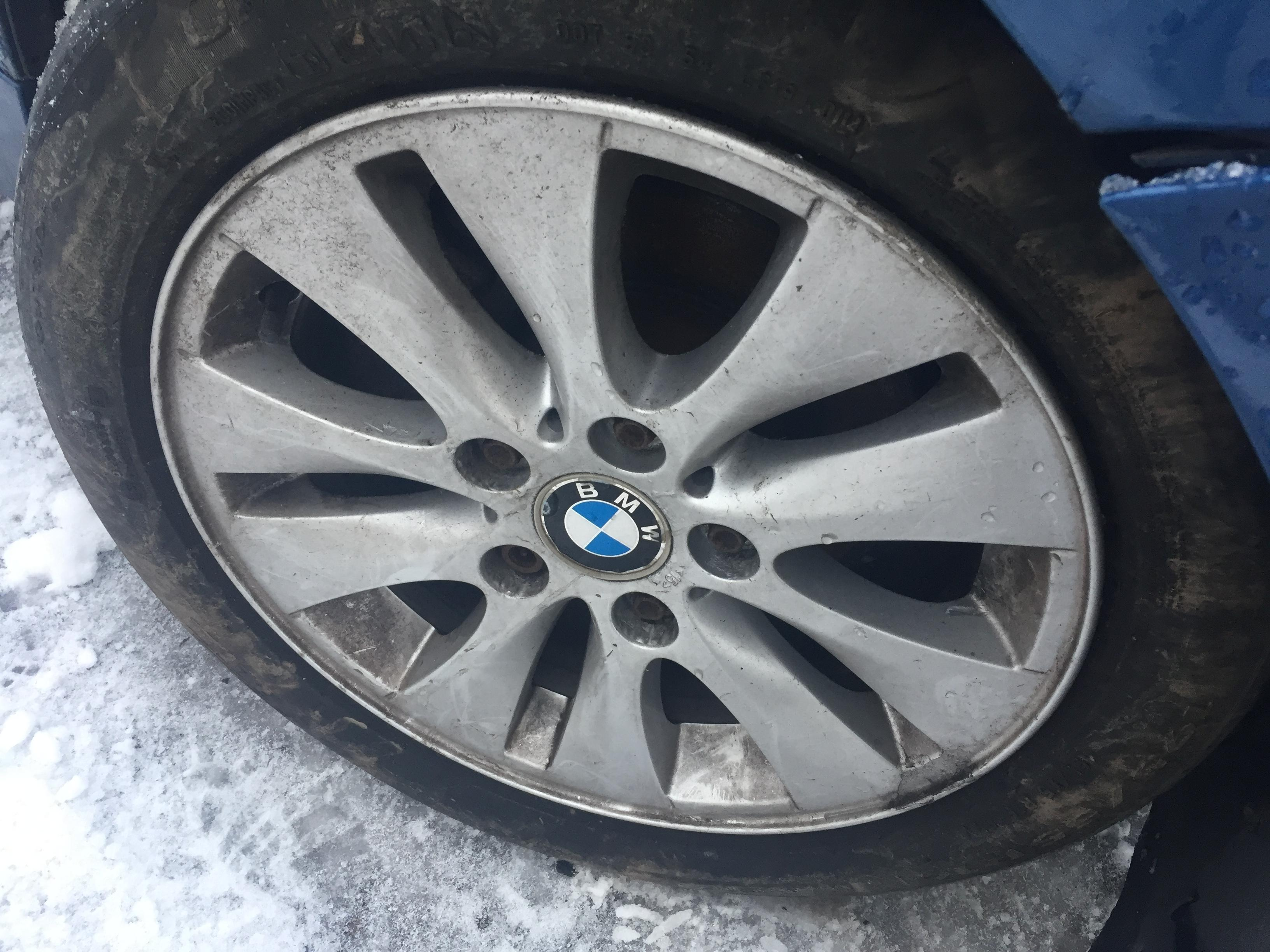 Naudotos automobiliu dallys Foto 3 BMW 1-SERIES 2005 1.8 Mechaninė Hečbekas 4/5 d. Melyna 2018-12-31 A4247