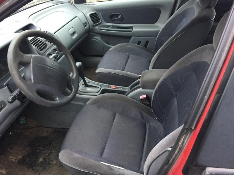 Naudotos automobilio dalys Renault LAGUNA 1998 2.0 Automatinė Universalas 4/5 d. Raudona 2018-11-05