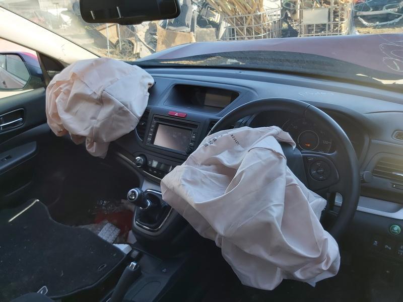 Naudotos automobilio dalys Honda CR-V 2014 1.6 Mechaninė Visureigis 4/5 d. Raudona 2020-3-26