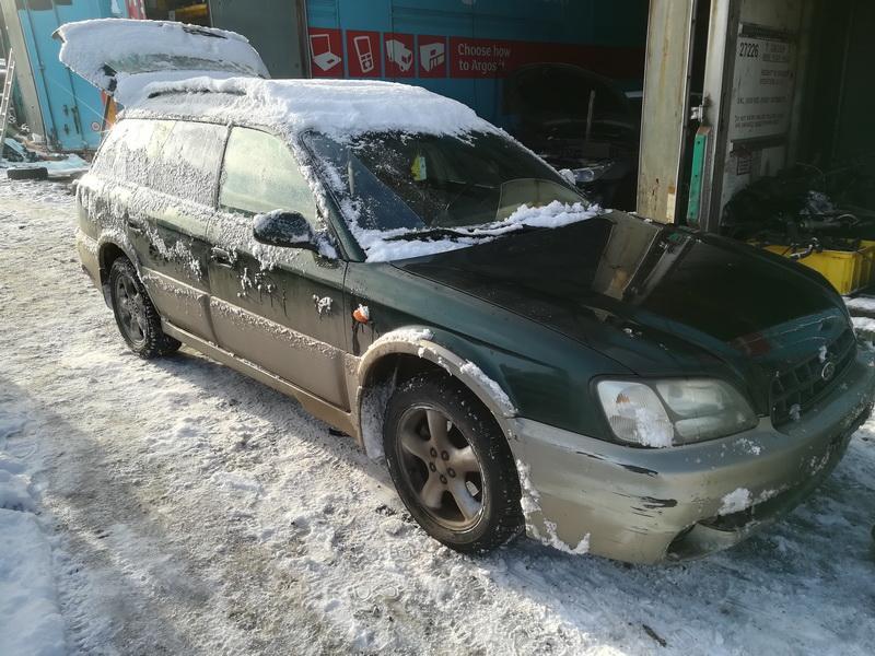 Subaru OUTBACK 1999 2.5 Mechaninė