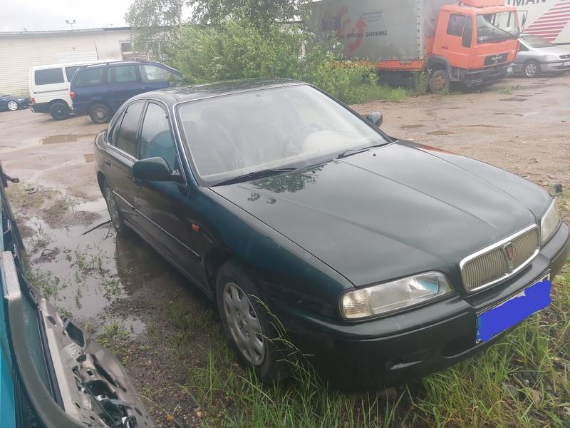 Used Car Parts Rover 600-SERIES 1998 2.0 Mechanical Sedan 4/5 d. Green 2020-6-29