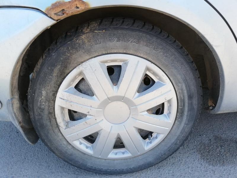 Naudotos automobiliu dallys Foto 10 Chevrolet TACUMA 2005 1.6 Mechaninė Vienatūris 4/5 d. Sidabrine 2019-9-27 A4792