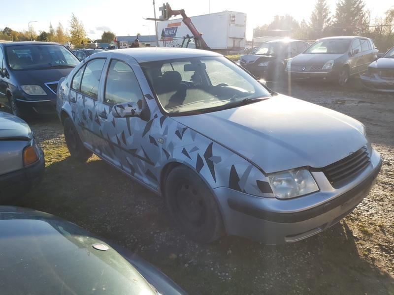 Naudotos automobilio dalys Volkswagen BORA 1999 1.9 Mechaninė Sedanas 4/5 d. Pilka 2020-10-16