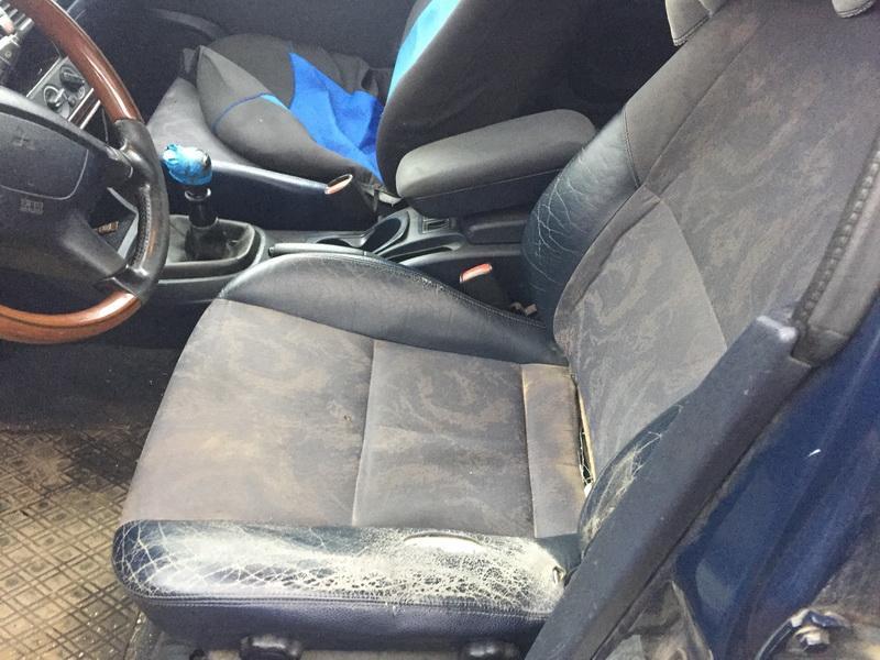 Naudotos automobiliu dallys Foto 7 Mitsubishi CARISMA 2000 1.9 Mechaninė Hečbekas 4/5 d. Melyna 2018-11-16 A4195